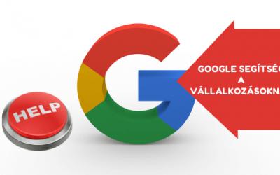 Koronavírus: 800 millió dollár a kisvállalkozások és a válságkezelés támogatására a Google-től
